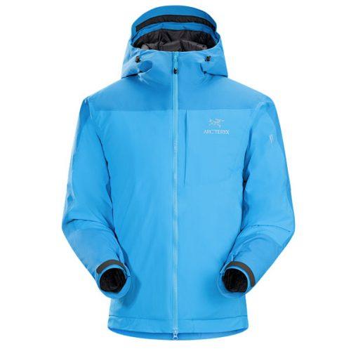 kappa-hoody-mens-adriatic-blue