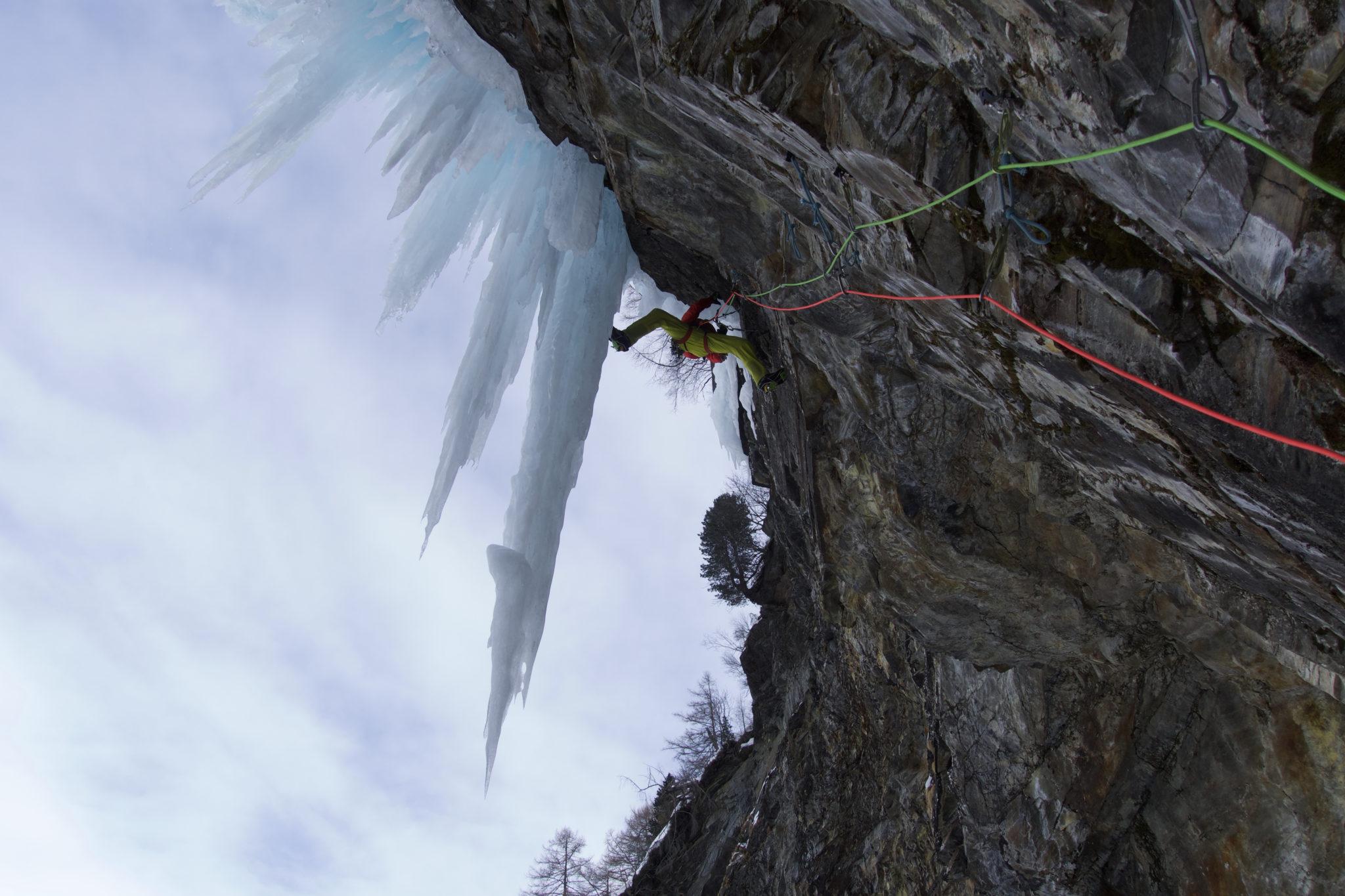 Eiszapfen Südtirol 11