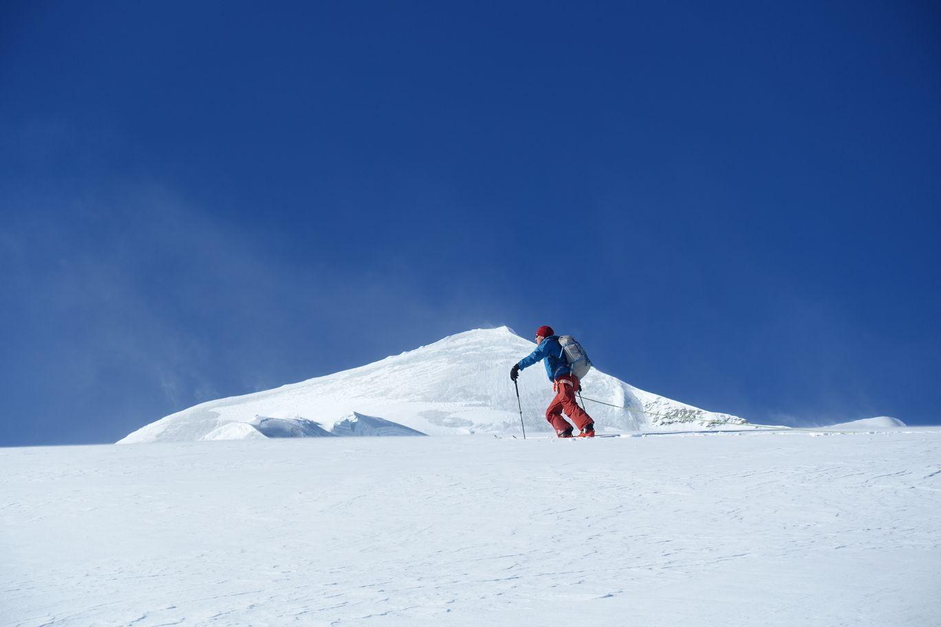Skitour von Davos auf den Piz Palü 1
